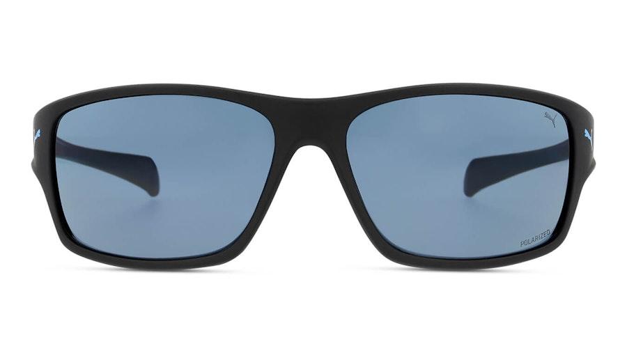 Puma PE 0002S (008) Sunglasses Blue / Black