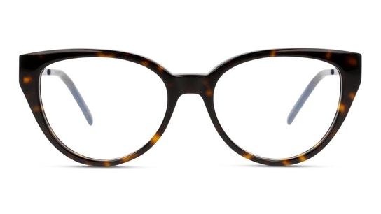 SL M48A Women's Glasses Transparent / Tortoise Shell