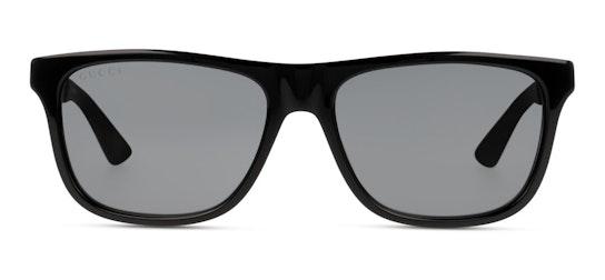 GG 0687S Men's Sunglasses Grey / Black