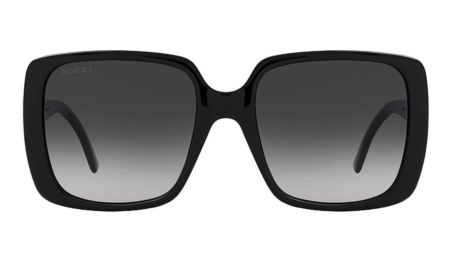 Gucci GG 0632S (001) Sunglasses Violet / Black