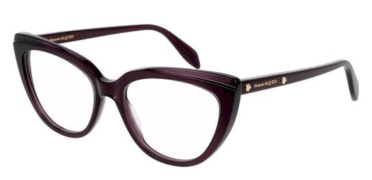 AM 0253O (003) Glasses Transparent / Violet