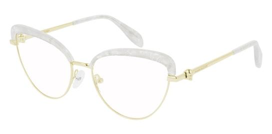 AM 0259O (003) Glasses Transparent / Gold