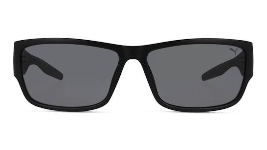 PE 0121S Men's Sunglasses Grey / Black