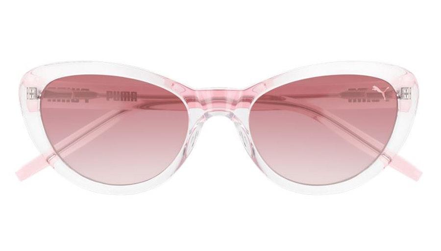 Puma Kids PJ 0039S Children's Sunglasses Pink / Transparent