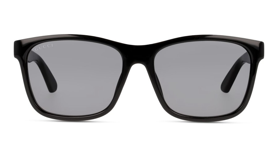 Gucci GG 0746S Men's Sunglasses Grey / Black