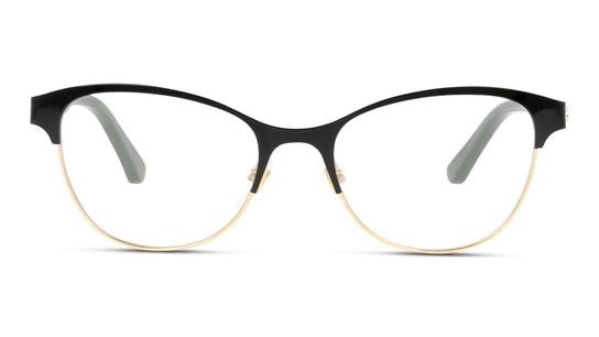 GG 0718O (001) Glasses Transparent / Black