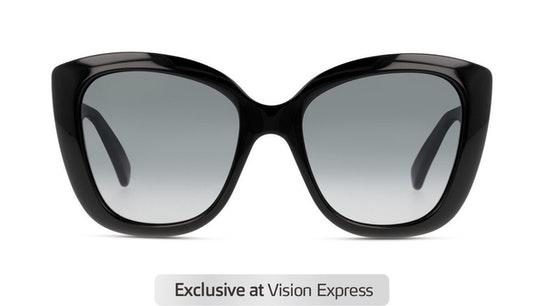 GG 0860S Women's Sunglasses Grey / Black