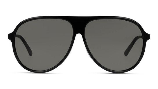 GG 0829SA Men's Sunglasses Grey / Black