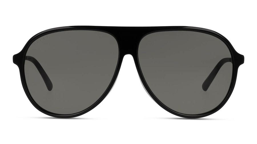 Gucci GG 0829SA (001) Sunglasses Grey / Black