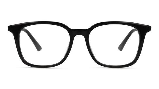 GG 0831OA (001) Glasses Transparent / Black