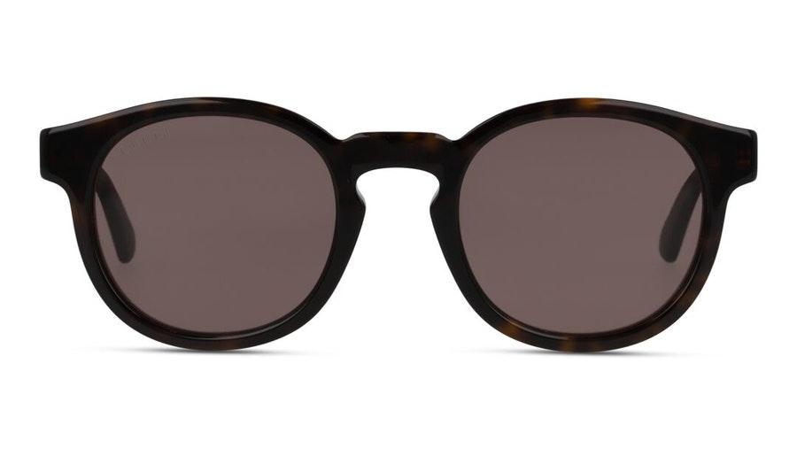 Gucci GG 0825S (002) Sunglasses Brown / Havana