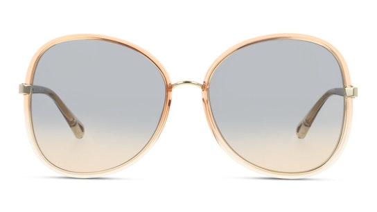 Franky CH 0030S (004) Sunglasses Blue / Orange