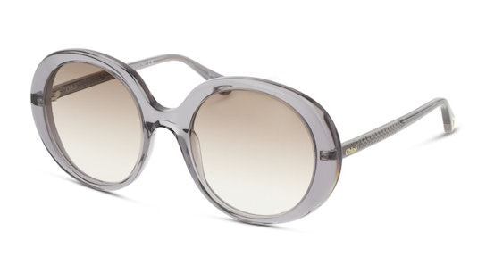 Esther CH 0007S (003) Sunglasses Brown / Grey
