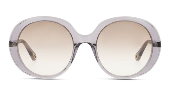 Esther CH 0007S Women's Sunglasses Brown / Grey