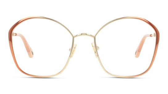 CH 0017O Women's Glasses Transparent / Beige