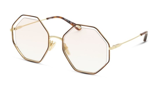 Poppy CH 0046S (005) Sunglasses Pink / Tortoise Shell