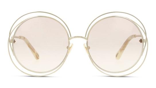 Carlina CH 0045S (005) Sunglasses Brown / Gold