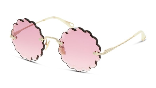 Rosie CH 0047S (005) Sunglasses Pink / Gold