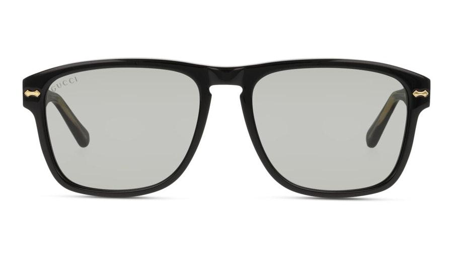 Gucci GG 0911S (001) Sunglasses Grey / Black