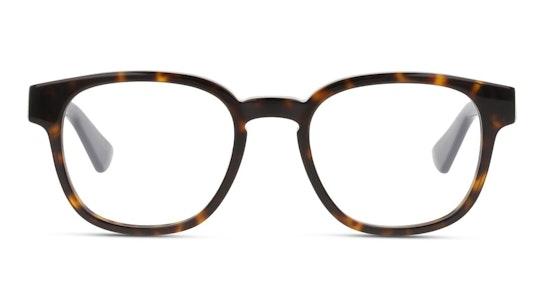 GG 0927O (002) Glasses Transparent / Tortoise Shell