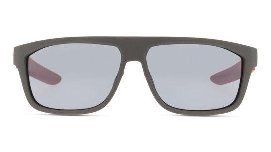 PU 0326S (002) Sunglasses Grey / Grey