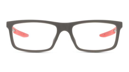 PU 0343O (Large) (002) Glasses Transparent / Grey