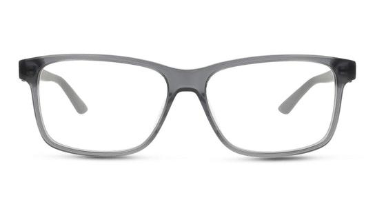 PU 0341O (Large) (004) Glasses Transparent / Grey