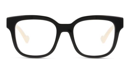 GG 0958O Women's Glasses Transparent / Black
