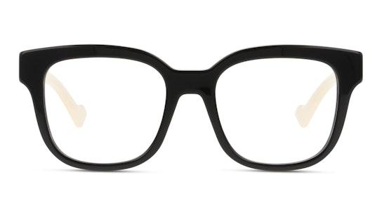 GG 0958O (002) Glasses Transparent / Black