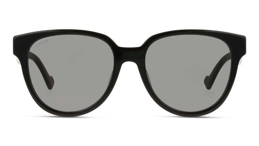 Gucci GG 0960SA (002) Sunglasses Grey / Black