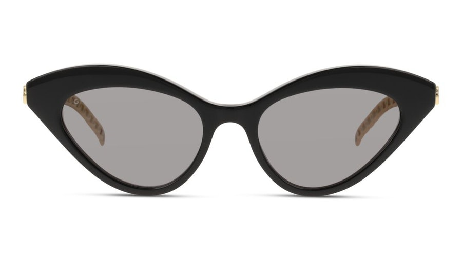 Gucci GG 0978S (004) Sunglasses Grey / Gold