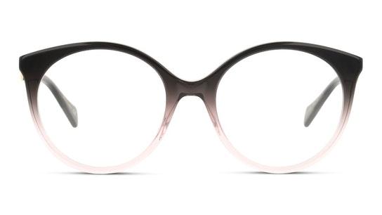 GG 1009O (002) Glasses Transparent / Black