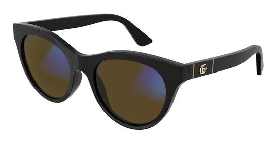 Blue & Beyond GG 0763S Women's Sunglasses Pink / Black