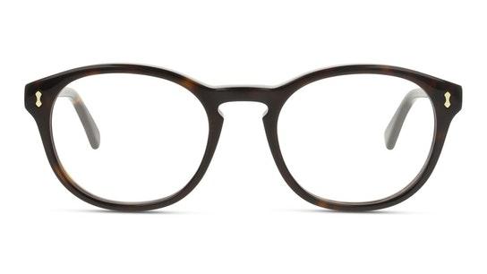 GG 1047O (002) Glasses Transparent / Havana