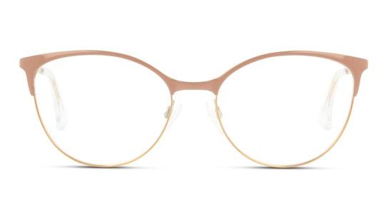 EA 1087 Women's Glasses Transparent / Pink