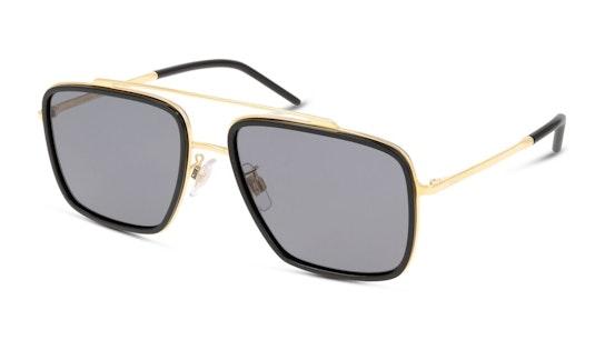 DG 2220 (29618) Sunglasses Grey / Black