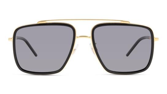 DG 2220 Men's Sunglasses Grey / Black