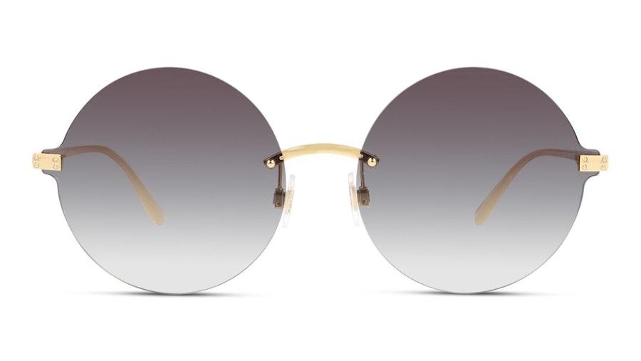 Dolce & Gabbana DG 2228 (02/8G) Sunglasses Grey / Gold