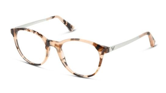 EA 3154 Women's Glasses Transparent / Tortoise Shell