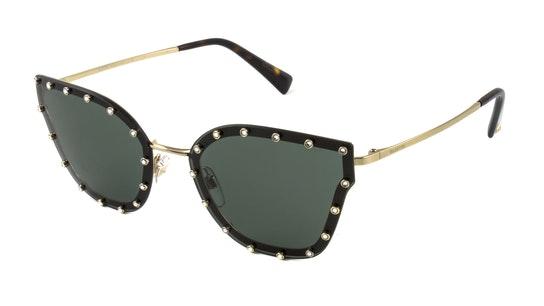 VA 2028 (300371) Sunglasses Green / Gold