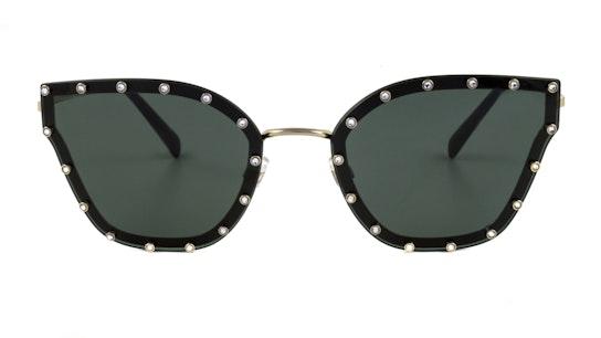VA 2028 Women's Sunglasses Green / Gold