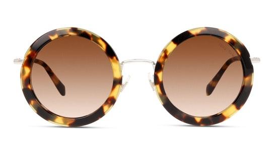 MU 59US Women's Sunglasses Brown / Tortoise Shell