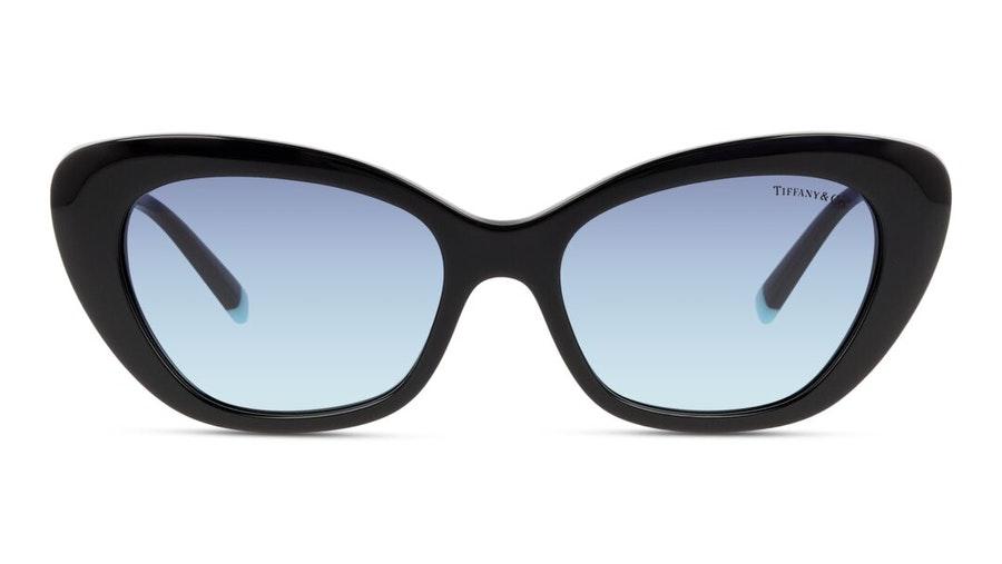 Tiffany & Co TF 4158 Women's Sunglasses Blue / Black