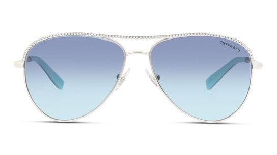 TF 3062 Women's Sunglasses Blue / Silver