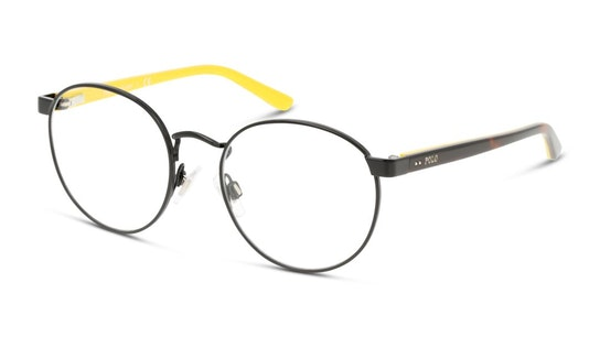 PP 8040 (9003) Children's Glasses Transparent / Black
