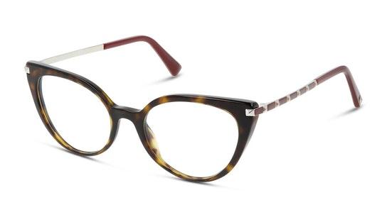 VA 3040 Women's Glasses Transparent / Tortoise Shell