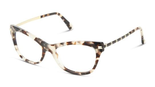 VA 3041 Women's Glasses Transparent / Tortoise Shell