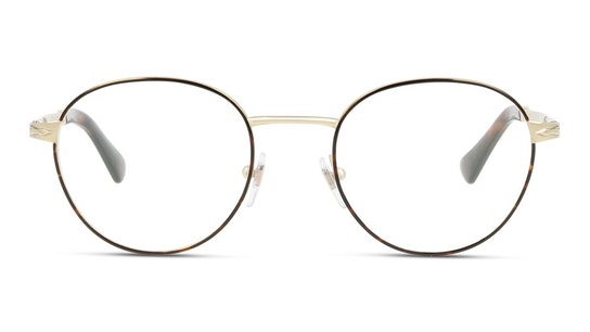 PO 2460V (1075) Glasses Transparent / Tortoise Shell