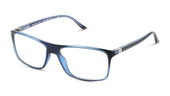 SH 1365X Men's Glasses Transparent / Blue