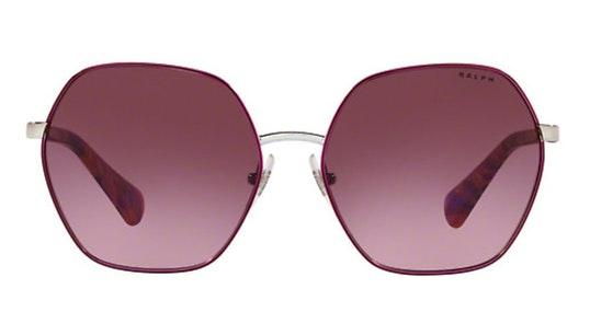 RA 4124 Women's Sunglasses Blue / Silver